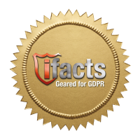 iFacts Geared for GDPR